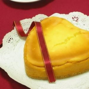 ハートのチーズケーキ【 No.6】