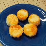 お弁当のおかずに✿はんぺんの醤油バター焼き❤