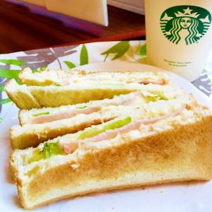 うちカフェ☆トースターで三色ホットサンド