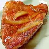 10分で出来る冷凍赤魚の簡単甘煮