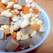 大豆の煮物(圧力鍋)