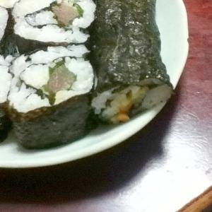ワサビ漬け入り納豆巻【殺菌デトックス食材】