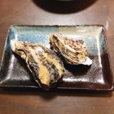 フライパンで焼き牡蠣  〜殻付き〜