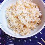 栄養アップ☆発芽玄米ご飯☆玄米から発芽させる方法