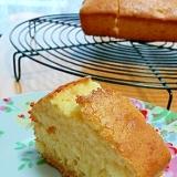 塩レモンヨーグルトケーキ(バターは使いません)
