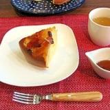 パンケーキミックスで♪体ぽかぽか生姜の炊飯器ケーキ