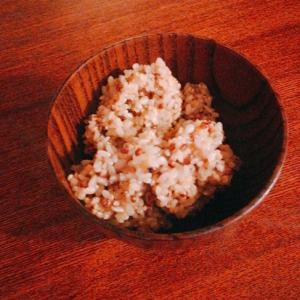 玄米を食べやすく♪きびあわ玄米ご飯
