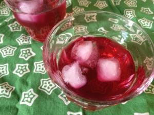 簡単さっぱり☆赤紫蘇ジュース