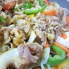 肉野菜炒め☆