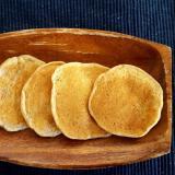 【離乳食後期】バナナと豆腐のパンケーキ
