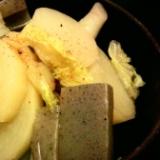 大根の生姜煮