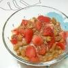 トマト納豆++
