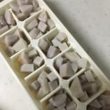 離乳食中期☆里芋の冷凍保存(*^^*)
