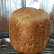 ホームベーカリーにお任せ基本の食パン