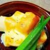 高野豆腐のチーズ焼き