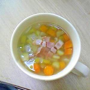 コロコロコンソメスープ