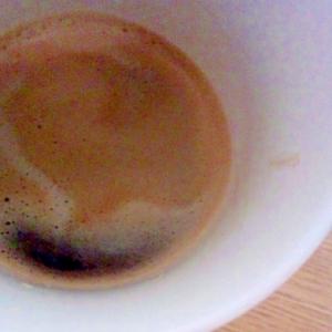 ラムチョココーヒー