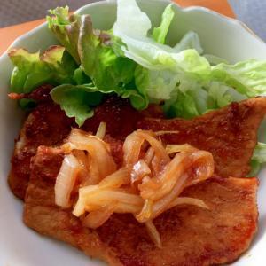 お弁当用レシピ 豚の生姜焼き