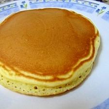 簡単&優しい味★手作りホットケーキの素