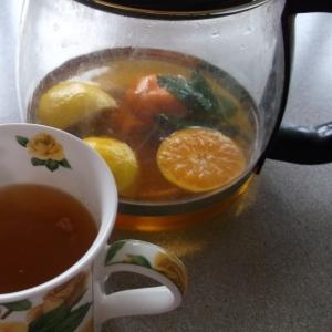 シトラス☆クローブ☆ミントで 香り紅茶