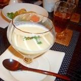 かぶの冷製スープ