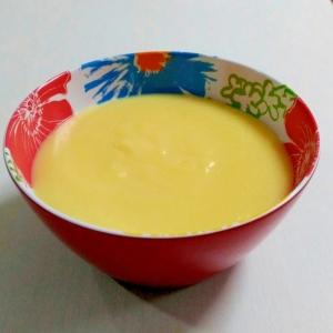無脂肪牛乳で☆カスタードクリーム