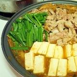 こく旨!スタミナたっぷり豚キムチ鍋