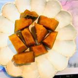 南瓜の煮物♩黄金比