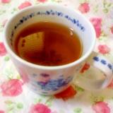 ☆・爽やかな味わい❤ほうじ茶リンゴジュース☆*:・