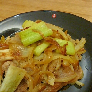 ご飯すすむ★ネギ豚炒め~プルコギのタレ~