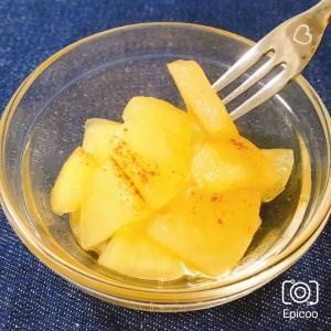 簡単♡林檎の一口コンポート(煮りんご)