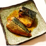 骨まで食べれる♬ サバのさっぱり煮