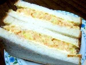サンドウィッチ&ホットサンド (我が家の味)