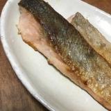 生鮭のソテー