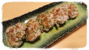 節約メイン☆豚こまのマヨ海苔焼き