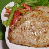 塩麹漬け〜豚ロースの生姜焼き