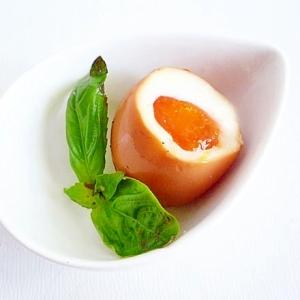 スキレットで燻玉 燻製玉子 スモークエッグ