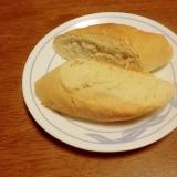 中力粉でフランスパン