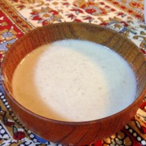 食物繊維たっぷり 適当に牛蒡のポタージュスープ