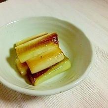 葱大好き☆葱焼き