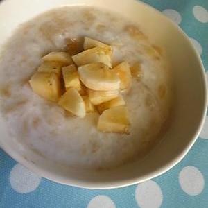 バナナヨーグルト☆朝食やおやつに