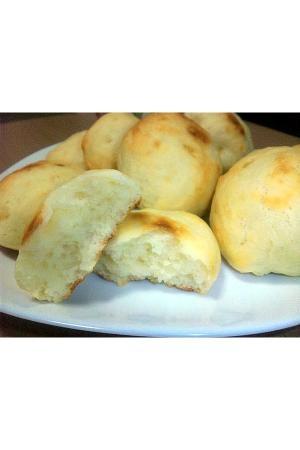 簡単★発酵無し・トースターで★ヨーグルトパン