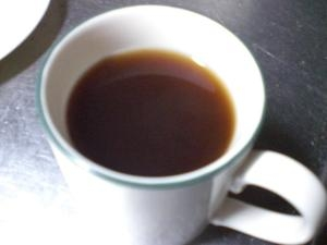 ブランデーコーヒー