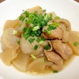 ボリュームおかず☆鶏肉と里芋の煮物