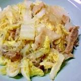 クタクタ白菜が美味しい豚肉と白菜の春雨煮