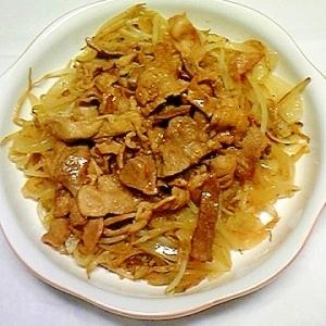 豚肉のおろし生姜焼き