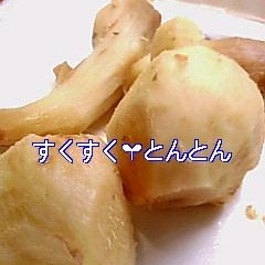 生姜の皮むき