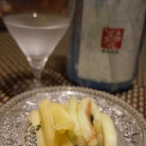 【山形食材】すいかとパイナップルの大葉漬け
