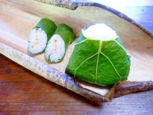 ふき の 葉っぱ の 料理