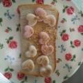 きな粉風味♪バナナ♥マシュマロ♥サンド